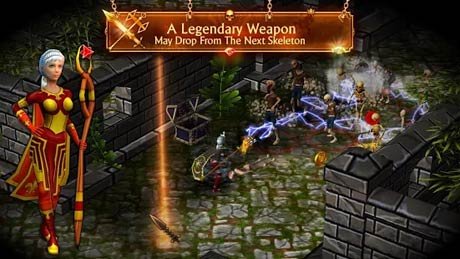 eternium mage and minions mod apk latest
