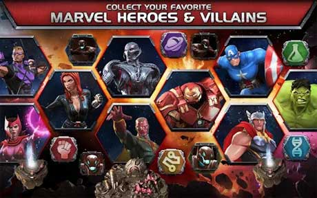 Marvel Contest of Champions 24 1 1 Apk + Mod God mode,Damage,skill,