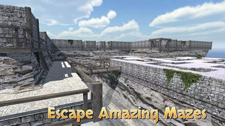 Maze Mania 3D Labyrinth Escape