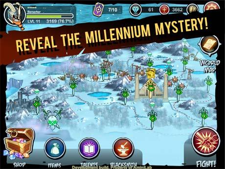 Mighty Crew Millennium Legend