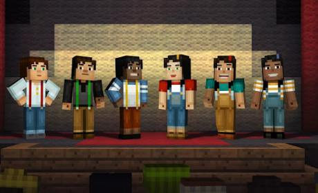 Minecraft Story Mode v1 37 Apk + Mod + Data (All Gpu)