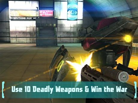 Modern Frontline FPS Shooter