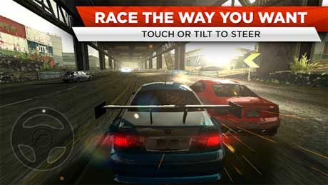 Need for Speed Most Wanted 1 3 128 apk + mod + Data