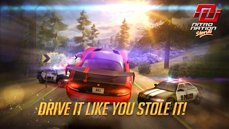 Download Nitro Nation Mod Apk-Get Free [Money |Cars | Unlock Stages]