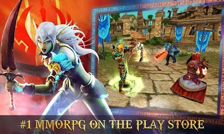 ���� Order and Chaos Online Apk Data V2.10.0k ���������