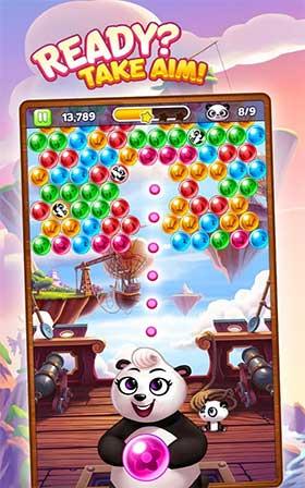 download game ninja panda dash mod apk