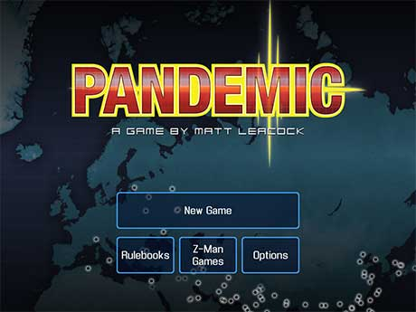 Pandemic The Board Game