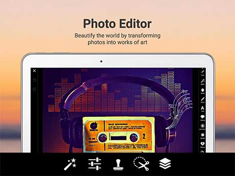 PicsArt Photo Studio Full 12 8 5 Apk Premium Unlocked + Mod