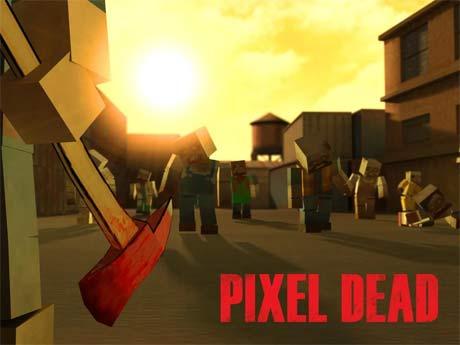 Pixel Dead Survival Fps