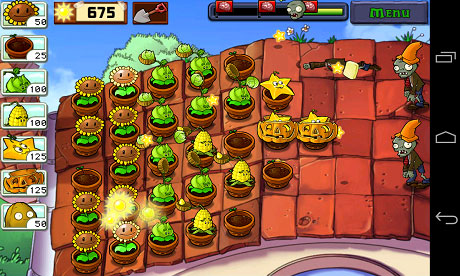 Plants vs  Zombies 2 3 30 Apk + Mod (Infinite Sun,Coins) Android
