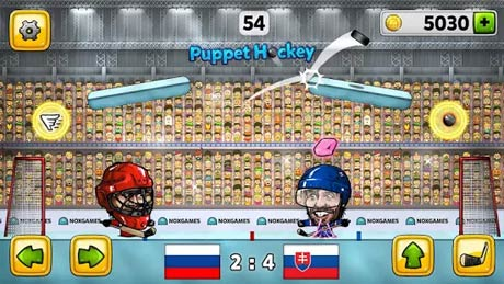 Puppet Ice Hockey 2014 Cup