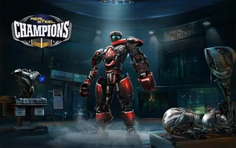 Real Steel Boxing Champions Mod Apk + Data 1.0.432 Android