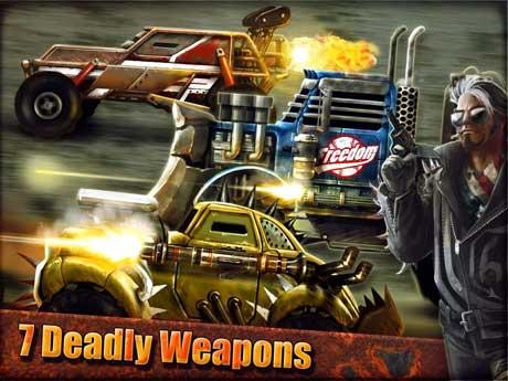 Road Warrior Best Racing Game