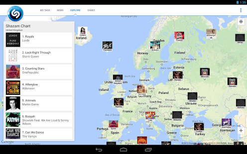 Shazam Encore Apk Full 9 41 0 Donated for Android