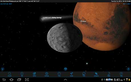 SkySafari 4 Pro V4 4 3 Apk + Data for android