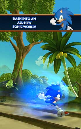 Sonic Dash 2 Sonic Boom 1 8 1 Apk Mod Money android