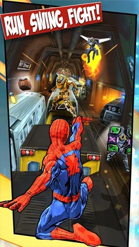 spider man unlimited apk hack