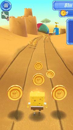 SpongeBob Sponge on the Run v1.0 Apk + Data + MOD Android