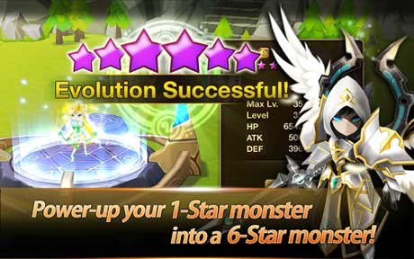 Summoners War Sky Arena