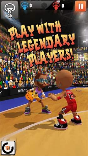 Swipe Basketball 2
