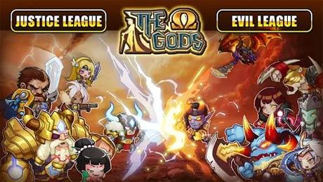 The Gods Omega