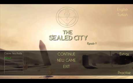 The Sealed City Episode 1