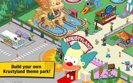 The Simpsons Tapped Out Mod Apk (Unlimited Donuts/Money) v4.29.6 Android