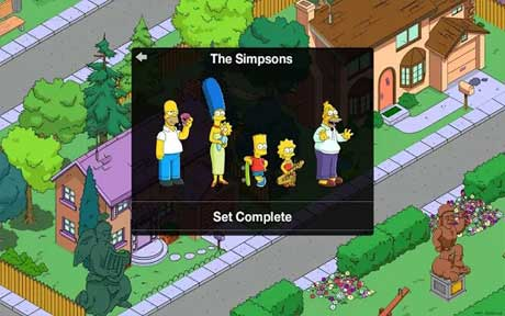 The Simpsons Tapped Out 4 39 1 Apk + Mod(money/donuts) android