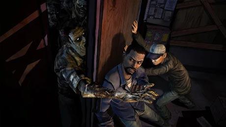 The Walking Dead Season One 1 20 Full Apk + Data (All GPU