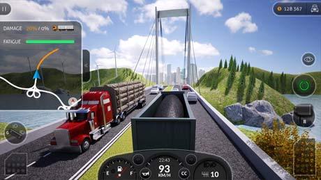 Truck Simulator PRO 2016 V1 8 Apk + Mod + Data android