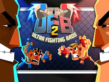 UFB 2 Ultra Fighting Bros
