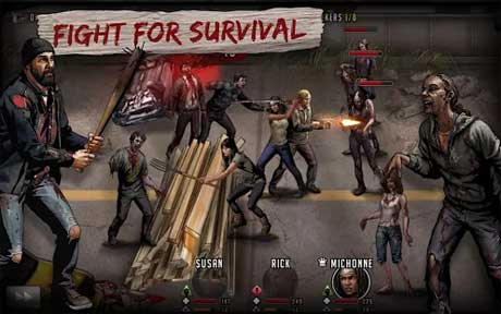 Image Result For Walking Dead Road To Survival Mod Apka