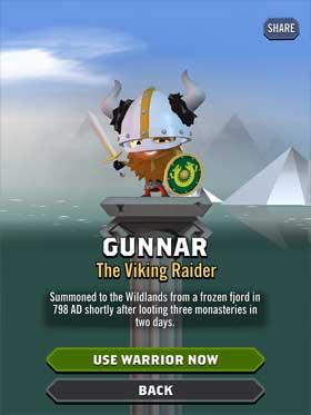 World of Warriors Duel