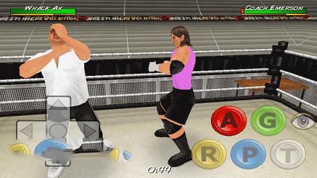 Wrestling Revolution 3D 1 920 APK + MOD Android