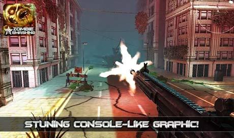 Zombie Smashing Zombie Game