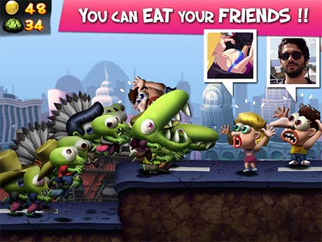 Zombie Tsunami Mod Apk (a lot of money) v3.7.0 Android