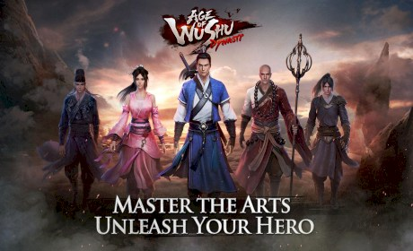 Age of Wushu Dynasty Beta