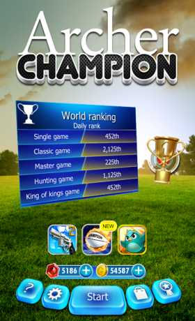 Archer Champion v2.1.1 Apk + Mod (unlimited coins) for android