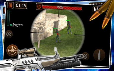 Battlefield Frontline City 2 Android