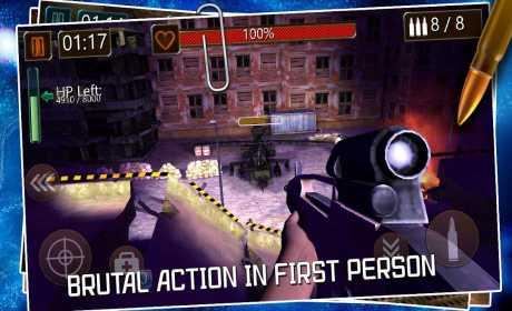 Battlefront Combat Black Ops 3
