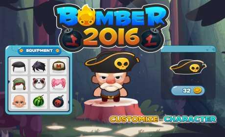 Bomber 2016 - Bomba game