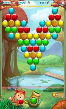 bubble shooter apk mod revdl