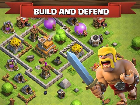 download game coc mod apk update 2018