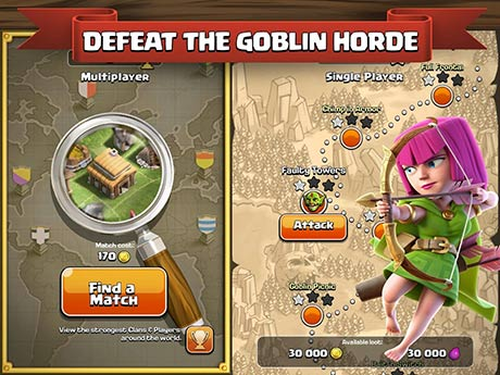 download clash of clans mod apk revdl