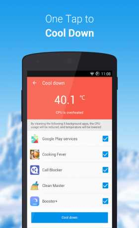 Cooler Master –Cooling Android