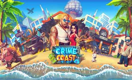 Crime Coast: Mafia Wars v52 Apk + Mod (god mode) for android