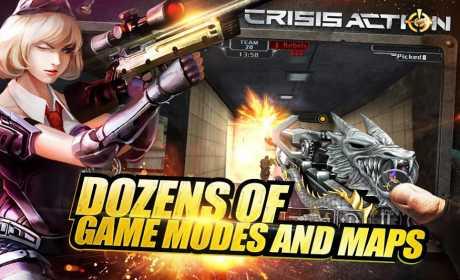 Minecraft Versi Terbaru Unduh Crisis Action Fps