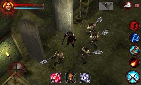 Demons & Dungeons (Action RPG)