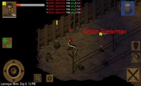 Exiled Kingdoms RPG