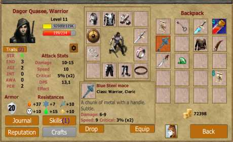 Exiled Kingdoms RPG Full 1 2 1121 Apk + Mod android